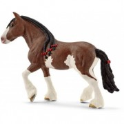SCHLEICH dečija igračka clydesdale kobila 13809