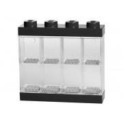 40650003 Cutie neagra pentru 8 minifigurine