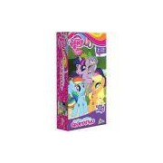Quebra-Cabeça Grandinho My Litlle Pony 28 Peças - Jak