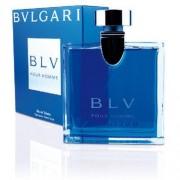 Bulgari blu ppour homme 50 ml eau de toilette edt profumo uomo bvlgari blv