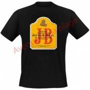 """T-shirt humoristique """"JB scotché"""""""