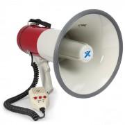 MEG050 Megafono 50W Funzione Di Registrazione Sirena Microfono A Batterie