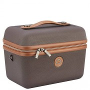 Delsey Chatelet Air Tote Beauty Vanity Case - Chocolate