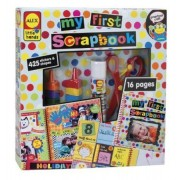 ALEX? Toys - Early Learning My First Scrapbook -Little Hands 1436