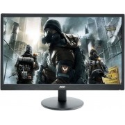 "Monitor TN LED AOC 27"" E2770SH, Full HD (1920 x 1080), VGA, DVI, HDMI, 1 ms, Boxe (Negru)"