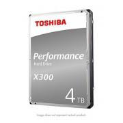 """HDD INT SATA3 TOSHIBA 4TB 3,5"""" X300 HDWE140UZSVA"""