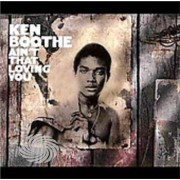 Video Delta Boothe,Ken - Ain't That Loving You - CD