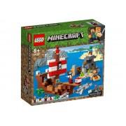 AVENTURA CORABIEI DE PIRATI - LEGO (21152)