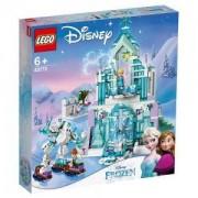 Конструктор Лего Дисни Принцеси - Магическият леден дворец на Елза, LEGO Disney Princess, 43172