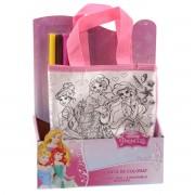 Geanta de colorat Disney Princess