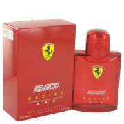 Ferrari Scuderia Racing Red Eau De Toilette Spray 4.2 oz / 124.2 mL Men's Fragrance 511003