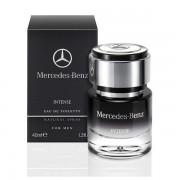Mercedes benz intense 40 ml eau de toilette edt profumo uomo