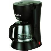 Cafetiera Zass ZCM 02, 0.6l, 600W (Negru)