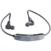 auvisio Wasserdichtes Sport-Headset SD-408.w, Bluetooth 4.0, aptX, IPX8