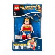 LEGO Super Heroes, Breloc cu lanterna - Wonder Woman