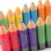 Miss Rose Magic Lipstick Set Of 12