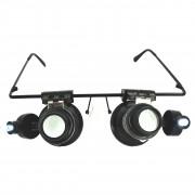 Ochelari Apropiere 20x cu LED-uri