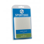 SportDoc Shafe Plate 8,5 x 10,5 cm (4-pack)