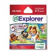 "Soft educational LeapPad ""Prietenii mei, animalele"""