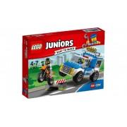 Lego Klocki konstrukcyjne Juniors Pościg furgonetką policyjną 10735