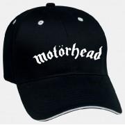 Шапка с козирка - Motorhead