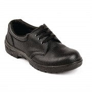 Nisbets Essentials Unisex Safety Shoe Black 43 Size: 43