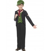 Childs Horrible Histories Chimney Sweep Costume - LARGE