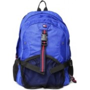 Tommy Hilfiger Rover 19 L Laptop Backpack(Blue)