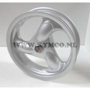 Voorwiel Kymco Super9 Zilver