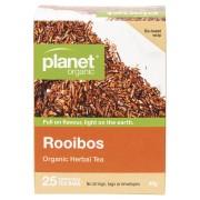 Organic Herbal Tea Bags - Rooibos x25