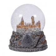 Half Moon Bay Hogwarts castle sneeuwbol