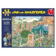 Jumbo Puzzel Jan Van Haasteren The Art Market 1000 Stukjes