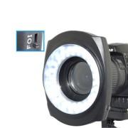 JJC LED-48LR Macro LED Ringlight
