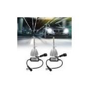 Kit Super Led Lampada H1 6000k Super Branca Efeito Xenon