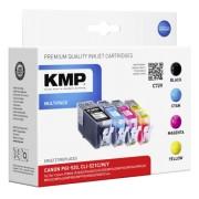 KMP C72V Promo Pack BK/C/M/Y comp. with PGI-520 / CLI-521