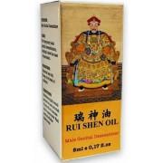 RUI SHEN OIL 3 ml, erekciót segítő, orgazmus, magömlés késleltető olaj férfiaknak, Suifan Kwang olajhoz hasonló összetételű