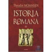 Istoria romana II - Theodor Mommsen
