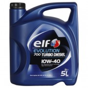 Elf 5 Litre Can
