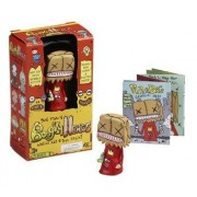 Gus Finks Paperbag Boogily Heads Series 2 Bobble Head Art Toy