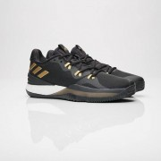 Adidas Crazy Light Boost 2 Core Black/Gold Metallic/Carbon