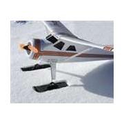 Du-Bro 830 Park Flyer Snow Ski