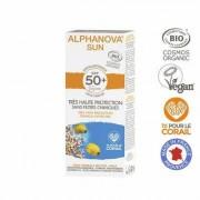 Alphanova Sun Sun creme SPF50 bij zonne-allergie en waterproof 50g