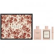 Gucci Bloom Комплект (EDP 100ml + EDP 7,4ml + BL 100ml) за Жени