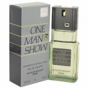 One Man Show For Men By Jacques Bogart Eau De Toilette Spray 3.3 Oz