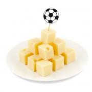 Decoratiuni aperitive cu minge fotbal