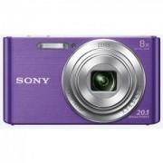 Цифров фотоапарат Sony Cyber Shot DSC-W830 violet - DSCW830V.CE3