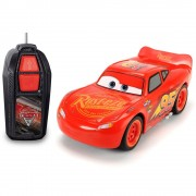 Masina Cars 3 Single-Drive Lightning Mcqueen Cu Telecomanda