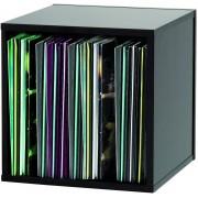 Glorious Record Storage Box 110 Black