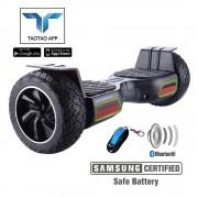 """Hoverboard Xplorer Hummer V2 Black 8.5"""""""