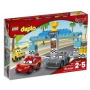 Jucarie Lego Duplo: Cars 3 Piston Cup Race